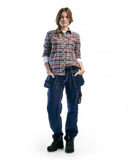 1545 Pantaloni KNEEPAD pentru femei