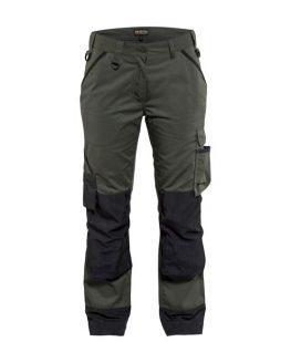 7154 Pantaloni pentru gradinarit pentru femei