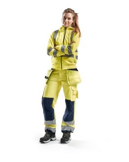 7156 Pantaloni reflectorizanti pentru femei