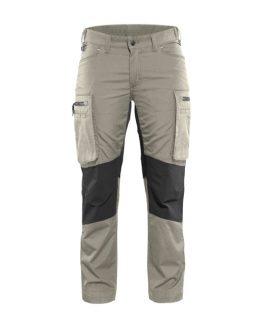 7159 Pantaloni de service strech pentru femei