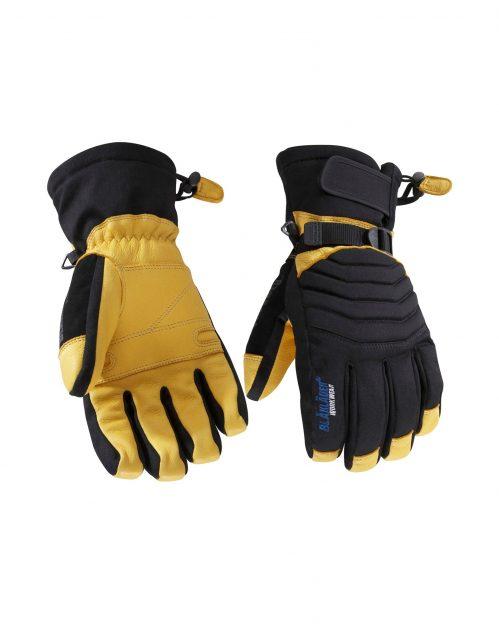 echipament-de-protectie-Manusi-de-lucru-medii-reci-captusite-piele-de-caprioara-223839229933