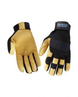 echipament-de-protectie-Manusi-de-lucru-medii-reci-captusite-piele-de-caprioara-223939239933
