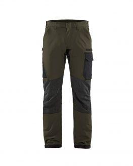 echipament-de-protectie-Pantaloni-SERVICE-cu-4-WAY-Stretch-142216454599