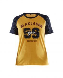 echipament-de-protectie-Tricou-LIMITED-Blaklader-SINCE-1959-pentru-femei-940510423686